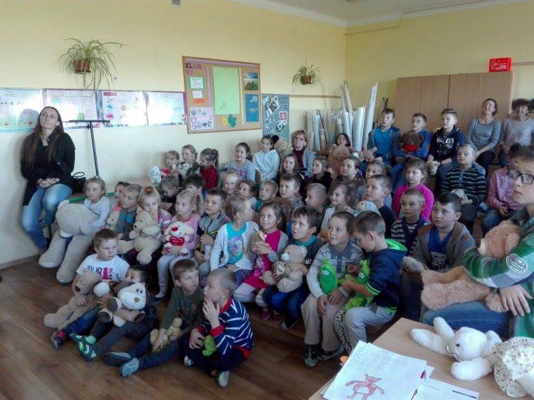 Dzień Pluszowego Misia W Naszej Szkole Szkoła Podstawowa