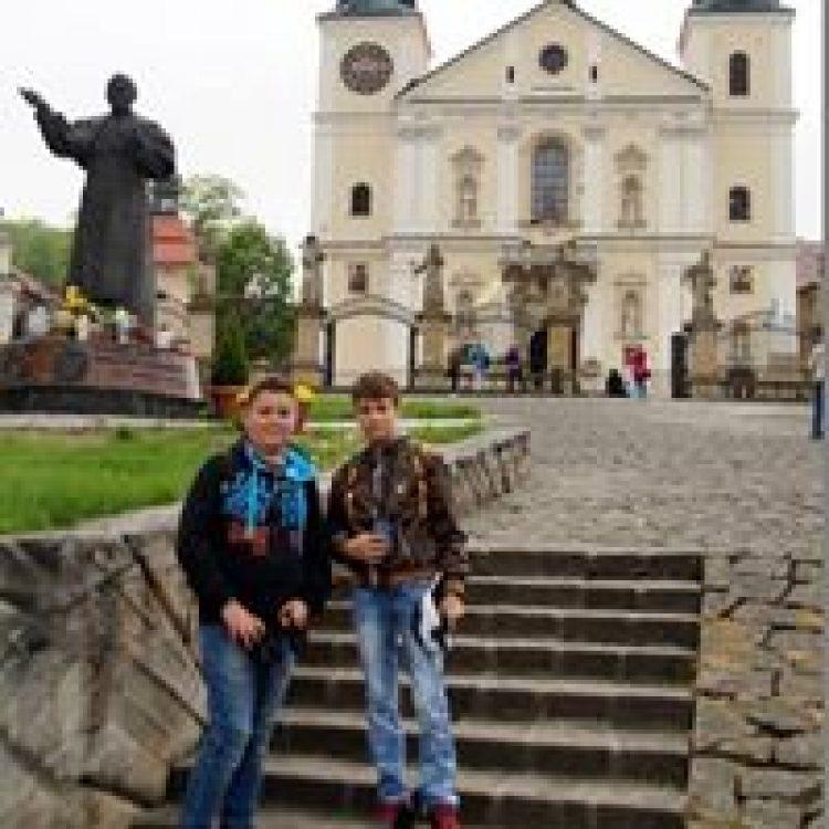 Wycieczka do Kalwarii, Wadowic i Krakowa w ramach gminnego konkursu