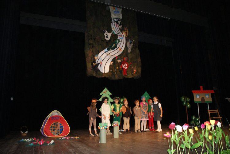 10.05.2012 Występ w LDK w Limanowej w ramach Triady Artystycznej