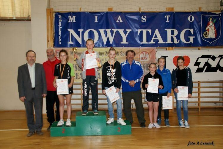 23.04.2013  Małopolskie Mistrzostwa w Indywidualnym Tenisie  Stołowym