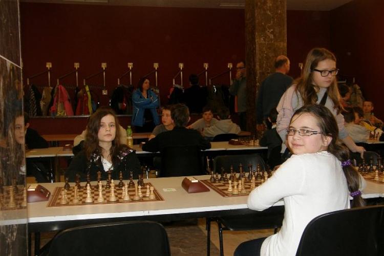08.02.2013 Powiatowe Igrzyska Młodzieży Szkolnej w Szachach