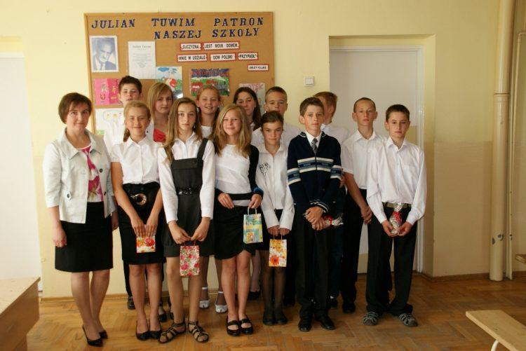 22.06.2011r. Uroczyste zakończenie roku szkolnego 2010/ 2011