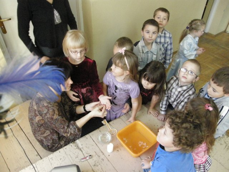 Andrzejki 29.11.2012