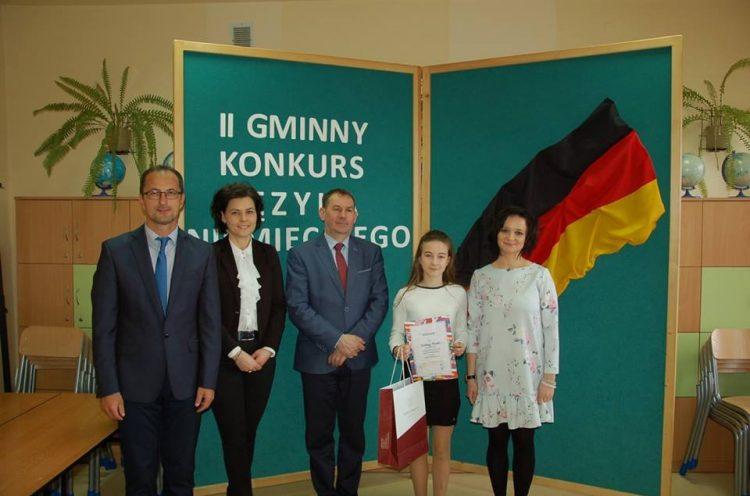 16.03.2018 II Gminny Konkurs Języka Niemieckiego