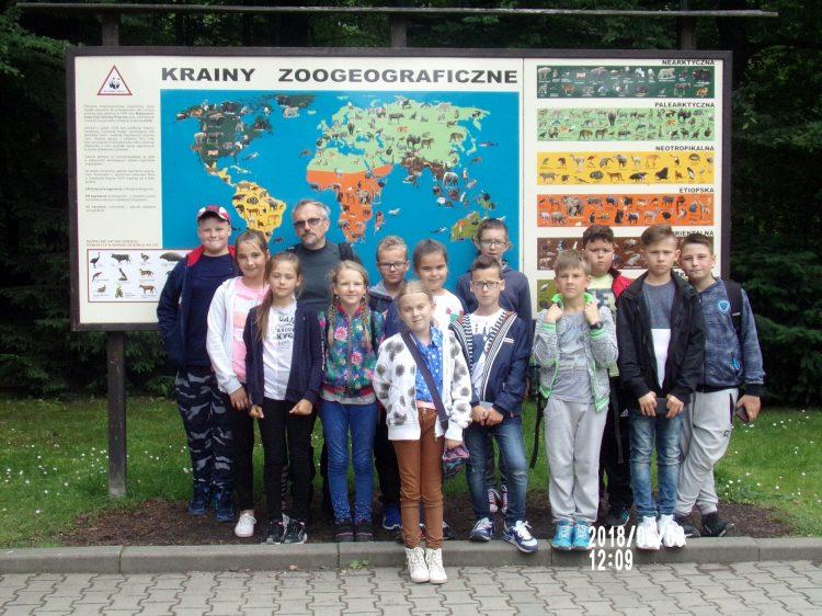 Wycieczka klas starszych do Krakowa 14.06.2018