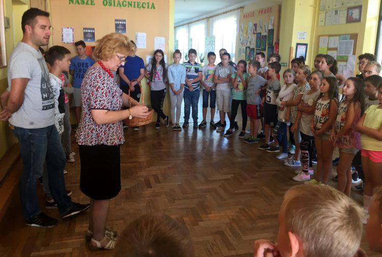 19.09.2018 Wybory Samorządu Uczniowskiego i ich opiekuna.