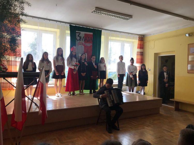 Akademia z okazji rocznicy uchwalenia Konstytucji 3 Maja