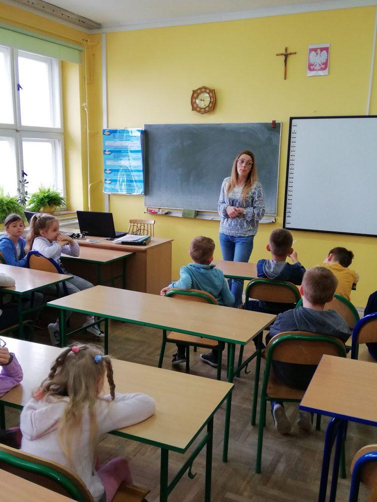 """Warsztaty dla uczniów,, Bezpieczeństwo w sieci"""""""
