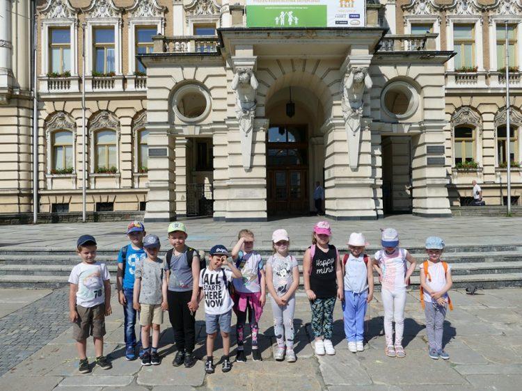 Wycieczka Przedszkolaków z okazji Dnia Dziecka 3.06.2019
