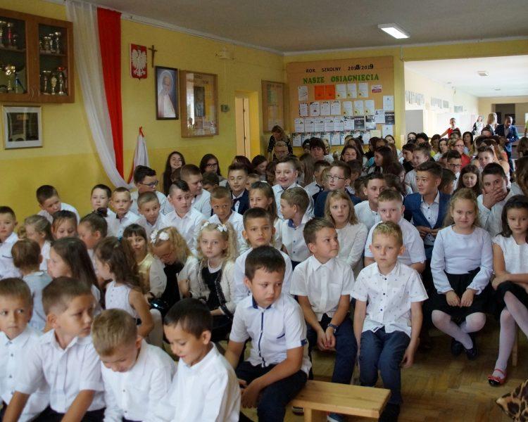 Uroczyste rozpoczęcie roku szkolnego 2019/ 2020
