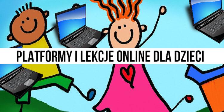 Ćwiczenia i nauka online   Zachęcamy!