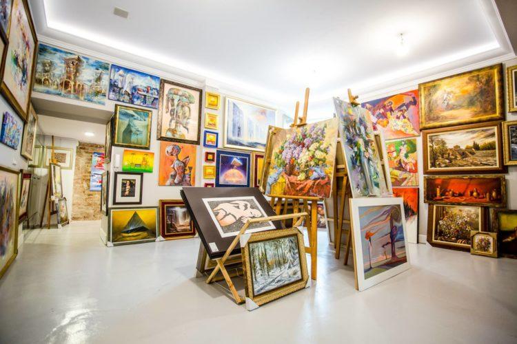 Muzea, Galerie Sztuki- Informacja dla klas 4-7.