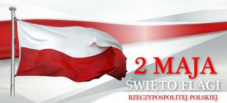 2 maj Dzień Flagi Rzeczypospolitej Polskiej