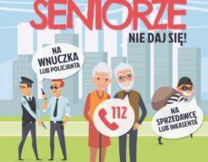 """""""Wnuczka, wnuczek edukuje — babcia, dziadek się stosuje!"""". Projekt edukacyjny."""