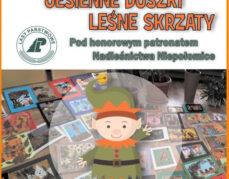 Jesienne duszki, leśne skrzaty – ogólnopolski konkurs plastyczny dla dzieci