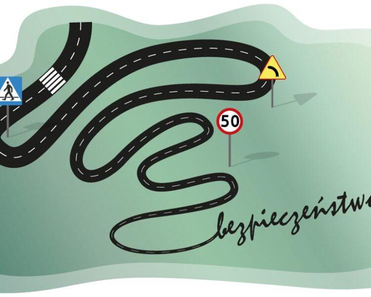 Konkurs na opowiadanie lub bajkę na temat bezpieczeństwa ruchu drogowego.