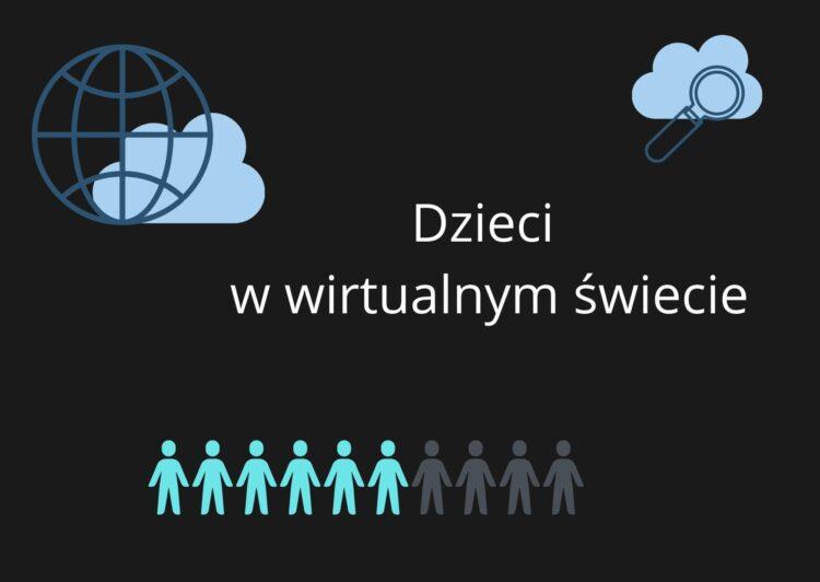 """""""Dzieci w wirtualnej sieci"""""""